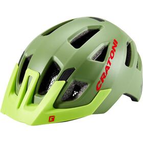 Cratoni Maxster Pro Helmet Kids jungle/green matte